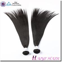 Venta caliente grande Stocks Virgen natural pelo largo sexo indio cabello humano India