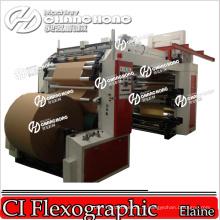 Rouleau de papier automatiquement pour rouler la machine d'impression