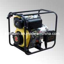Inicio eléctrico de la bomba de agua diesel de 4 pulgadas con E-Comienzo (DP40E)