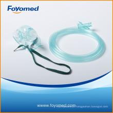 Máscara de oxigênio com CE, ISO e FDA