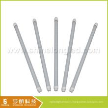 4ft pc + aluminium led t8 tube 18w scintillement sans tube t8 led lumières VDE énumérés