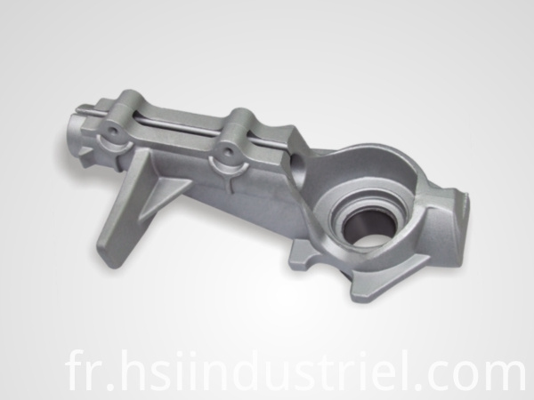 Aluminum Casting Motorcycle Part