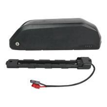 Newest 4 holes mounting plate 52v Polly case e-bike battery 52V 17.5Ah electric bike battery pack