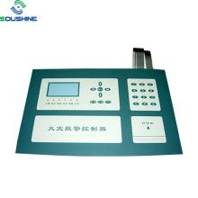 Função da impressora interruptor de membrana das unidades de controle de alarme de incêndio