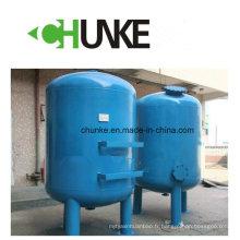 Boîtier de crépine mécanique en acier inoxydable, boîtier de filtre Ss304 Ss316