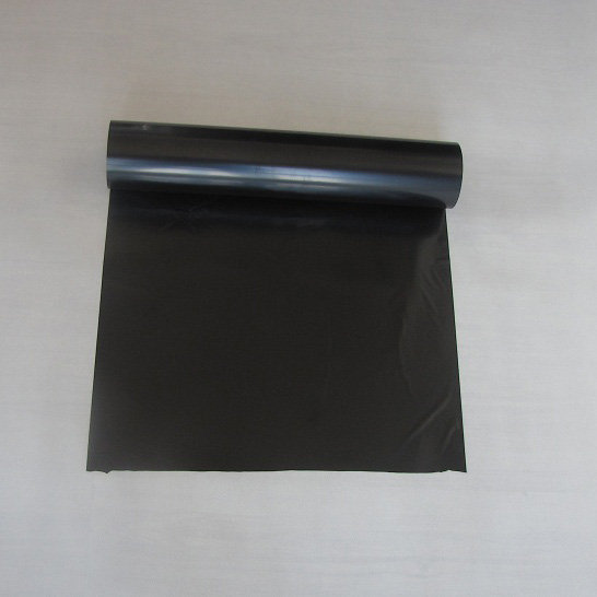 50mic Black Color Polyester Film For Surface Of Drum