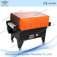 Tubo de calefacción de acero inoxidable máquina de encogimiento de calor