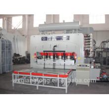 Hot press machine for laminate flooring / Hydraulic hot press machine/oil cylinder heat pressure machine