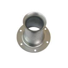 Système de ventilation de pièces de CVC Pièces de filage en métal fabriquées en Chine