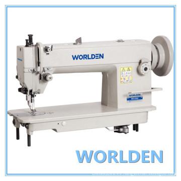 Wd-0302 superior e inferior de alimentación máquina de coser