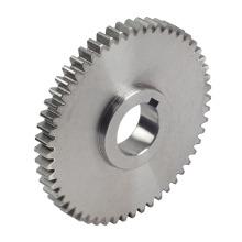 Nova roda de engrenagem de liga de aço de precisão projetada