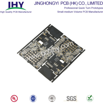 12 Layer PCB Black RoHs