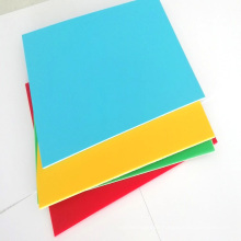 High Quality A4 Size Rigid PP Plastic Binding Cover Sheet