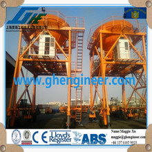 Matériaux en vrac cargo Port mobile Hopper