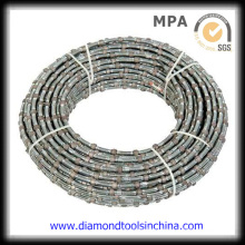 Electroplated Diamond Wire Saw for Quarry