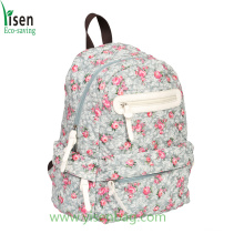 Quilted Backpack, Laptop Bag (YSBP03-084)