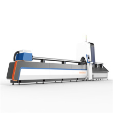 TUBE - PIPE fiber laser cutting