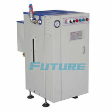 Gerador elétrico de vapor seco