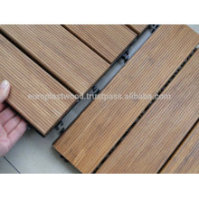 CHEAP DIY WPC TILE FOR OUTDOOR, WATERPROOF, NON-TOXIC, UV-RESISTANT