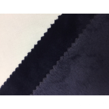 Polyester Spandex Super Soft Solid Stoff