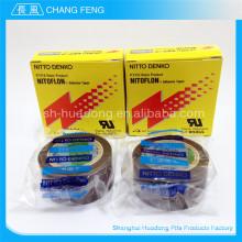 2015 nuevo producto impermeable cinta de fibra de vidrio de alta temperatura de aislamiento