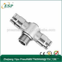china ESP pneumatic hot selling brass fittings for pvc pipe