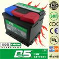 DIN-54459 12V44AH para bateria de carro livre de manutenção