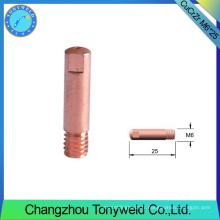 M6 * 25 TBI 150 pièces de soudure accessoires de soudure cucrzr conseils de contact