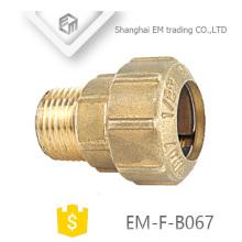 EM-F-B067 1/2 union filetage mâle joint compression espagne tuyau