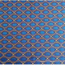 Жаккардовая кружевная ткань Mylon и Spandex
