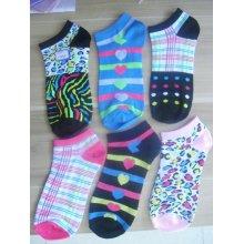 Frau Low-Cut-Baumwolle Socken Alltag konkurrenzfähiger Preis