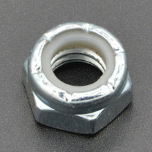 Slotted Hex Jam Nut (CZ453)