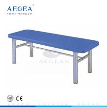 AG-ECC05 stainless steel treatment medical equipment hospital exam table