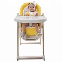 Chaises hautes pliantes pour bébés et tout-petits