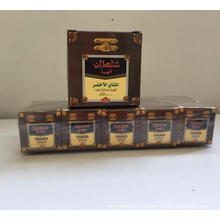 китайский зеленый чай 41022 султана качества упакованные в коробке 250г и 50г коробка