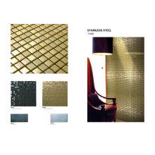 Fábrica De Acero De Mosaico