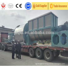 Slurry Material Hollow Blade Dryer for Environmental Protection Industry