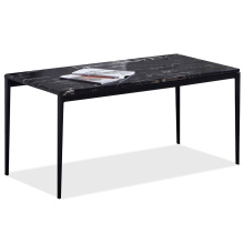 Italian Simple Style Marble Stone Long Coffee Table