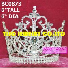 Coronas y tiaras reales