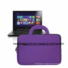 Fashionable and Custom Neoprene Tablet PC Bag with The Handle