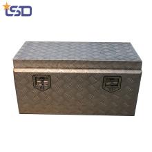 Индивидуальный размер Водонепроницаемый алюминиевый ящик для инструментов Грузовик Индивидуальный размер Водонепроницаемый алюминиевый ящик для инструментов Грузовик