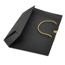 Fashion paper gift bags with bufferfly knot