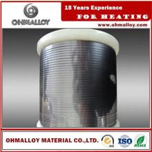 AWG22-40 Fecral21 / 6 Fornecedor 0cr21al6 Fio para resistor preciso