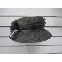Women's Poly braid  Church Easter Hats