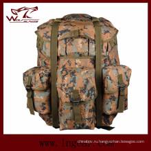 Водонепроницаемый кемпинг мешок военных рюкзак для OEM