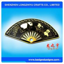 Novela diseño Pop estilo transparente moneda de China
