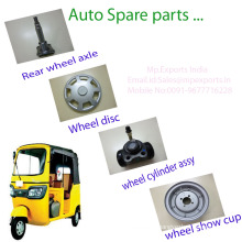 Spare parts for tvs king three wheeler in chile