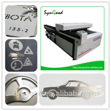Co2 Laser Metal Sheet Cutting Machine SG1325 High Precision (from Jinan)