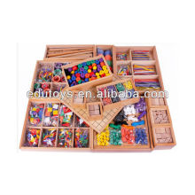 froebel toys 15pcs Wooden teaching aids