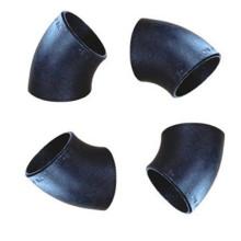 стальные бесшовные 45 угловые фитинги